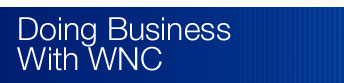 Doing Business with WNC