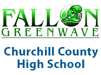 Churchill County High School Logo