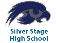 Silver Stage High School Logo