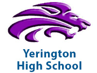 Yerington High School Logo