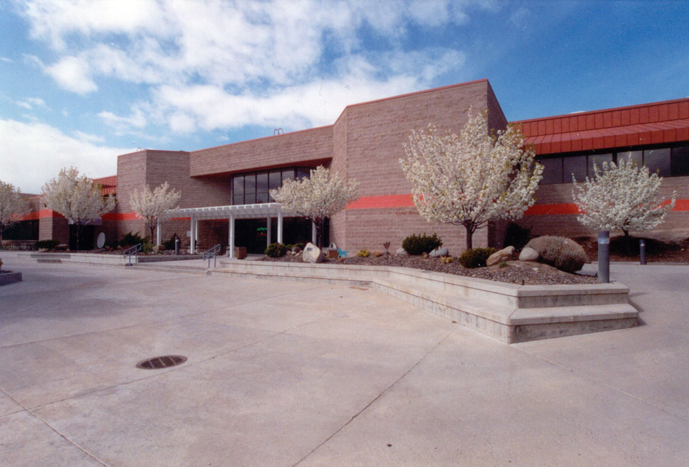 The Aspen building at the Carson City Campus
