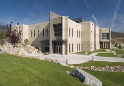 Joe Dini Library and Student Center at the Carson City Campus