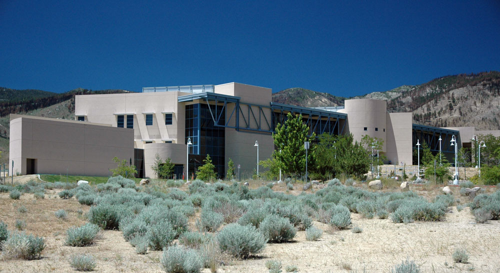 The Cedar building at the Carson City Campus