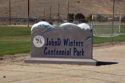 JohnD Winters Centennial Park in Carson City, NV