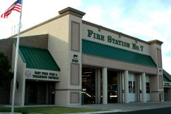 The East Fork Fire Division is home to many WNC fire saftey classes.