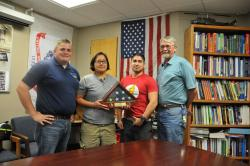 "The WNC Veterans Center has been named the ""Organization of the Year"" by the Nevada Department…"