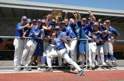 Wildcats Baseball Team Celebrates Their 2009 Region 18 Championship