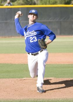 PITCHER JAKE WAARENBURG