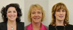New WNC Foundation Members - Amy Clemens.Lisa Granahan.Darcy Houghton