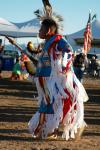 Male dancer at WNC Douglas Pow Wow.