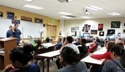 WNC Faculty Acquaint Students with Astronomy