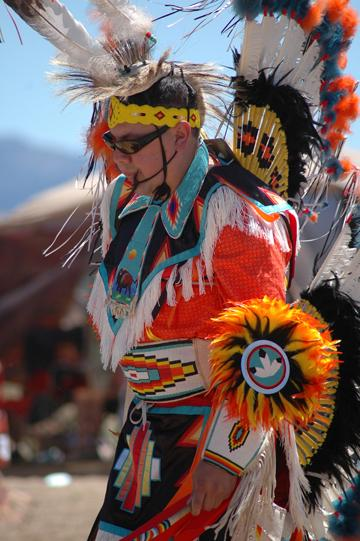 Indian Dancer - 2008 Pow Wow