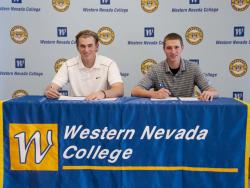 Mike Umscheid, Brandon Snow sign letters of intent