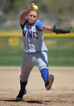 Pitcher Alexia Alley