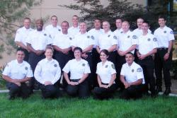 WNC POST Academy Class of 2012