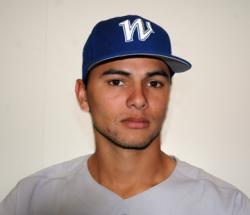 Maybe He Should Play for the As! - Catcher Victor Nunez of Sparks earned straight As in classes…