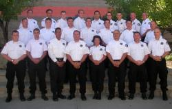 WNC POST Academy Class of 2010