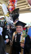 Frankie Perez at WNCs 2013 Commencement