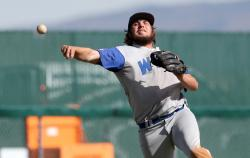 Jeremy Peterson was named the MVP of the annual Western Nevada College Player World Series.