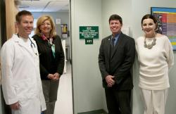 Dedication of the Carson Tahoe Regional Healthcare Nursing Lab